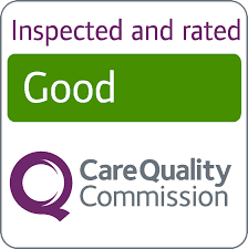INspected and rated Good - Care Quality Commission